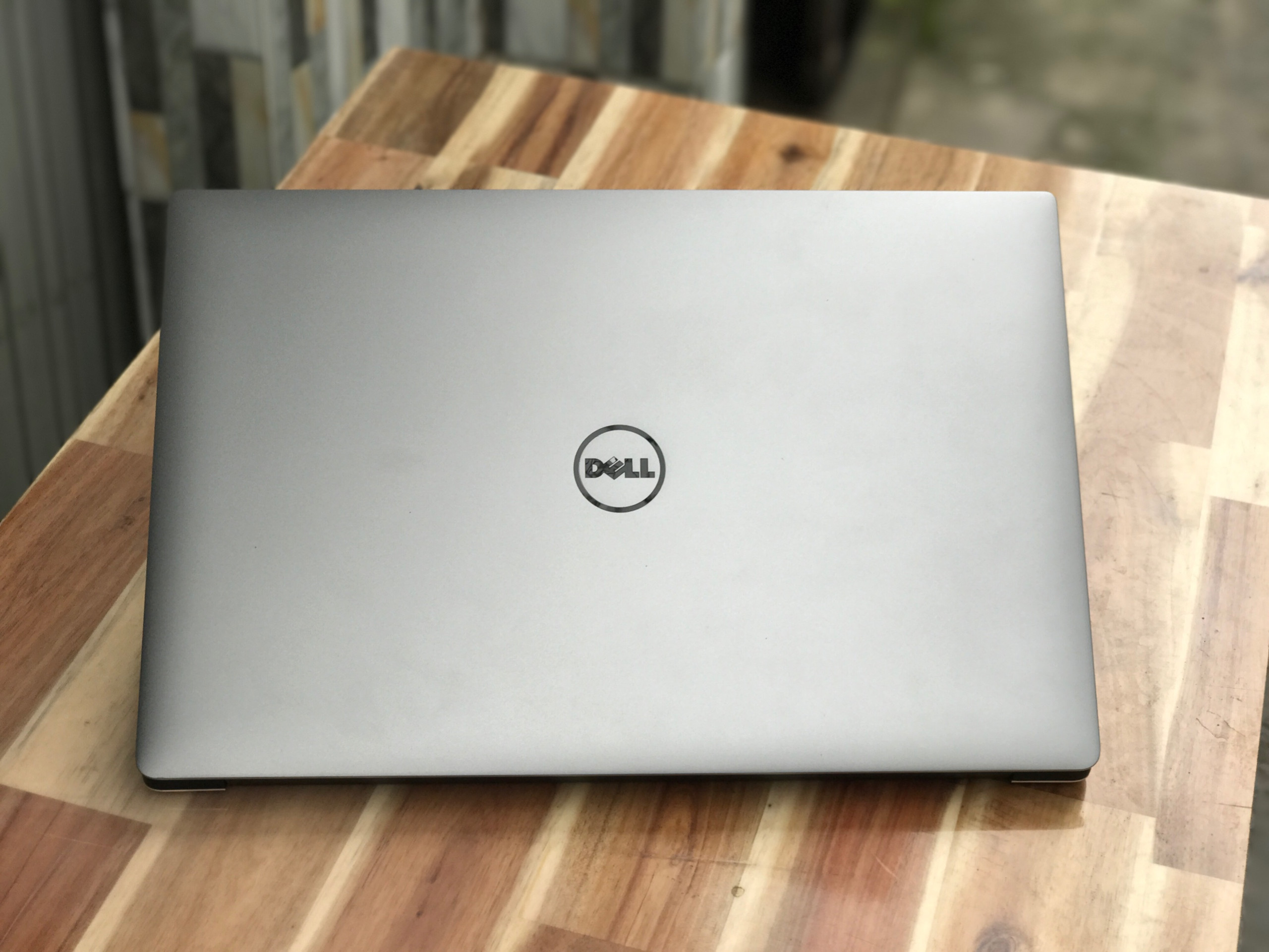 Laptop Dell XPS 15 9560, I7 7700HQ 16G SSD512 4K GTX1050 Like new zin 100% Giá rẻ1