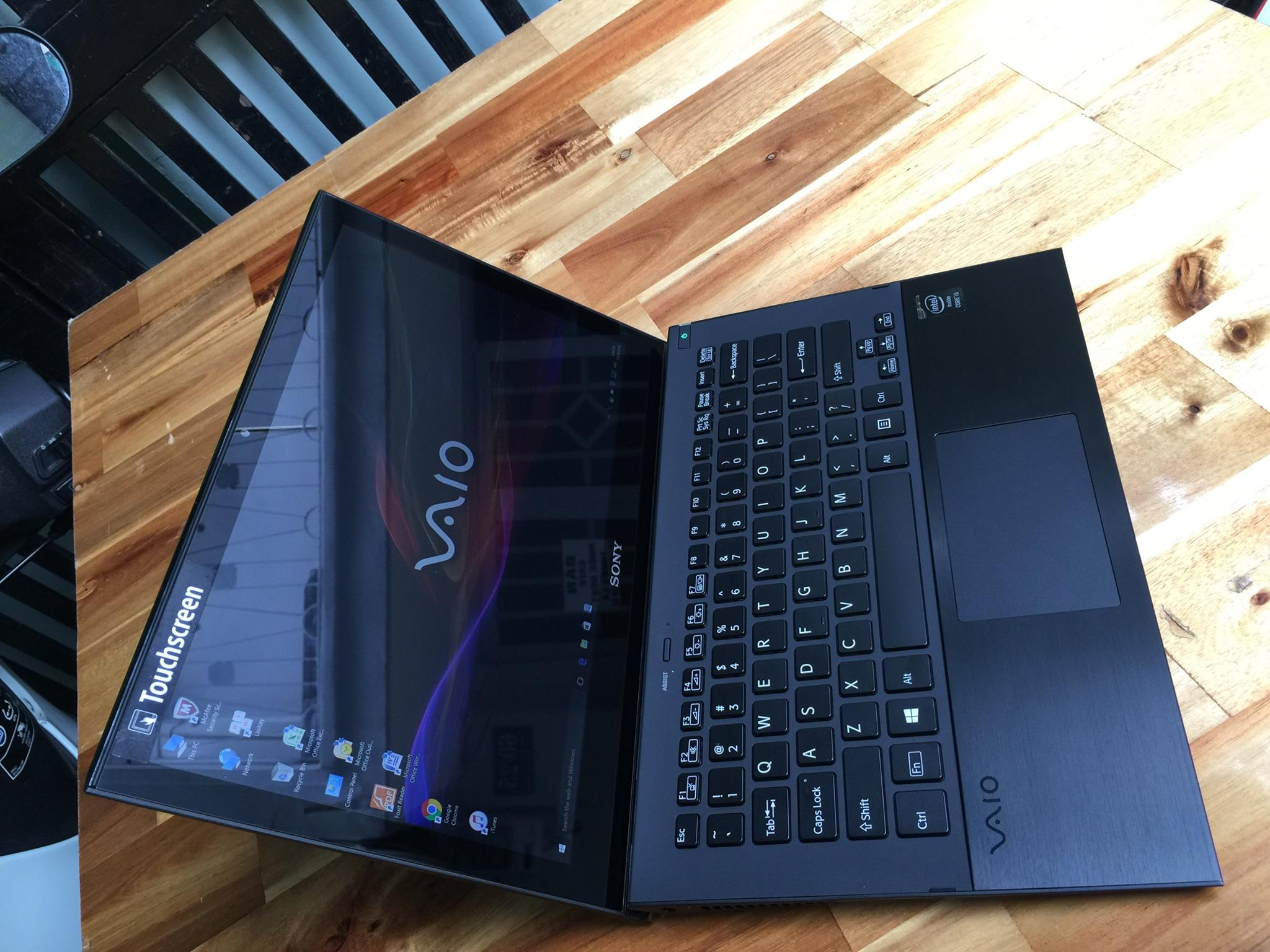 Laptop ultralbook sonyvaio SVP13. i5 4200, 4G4