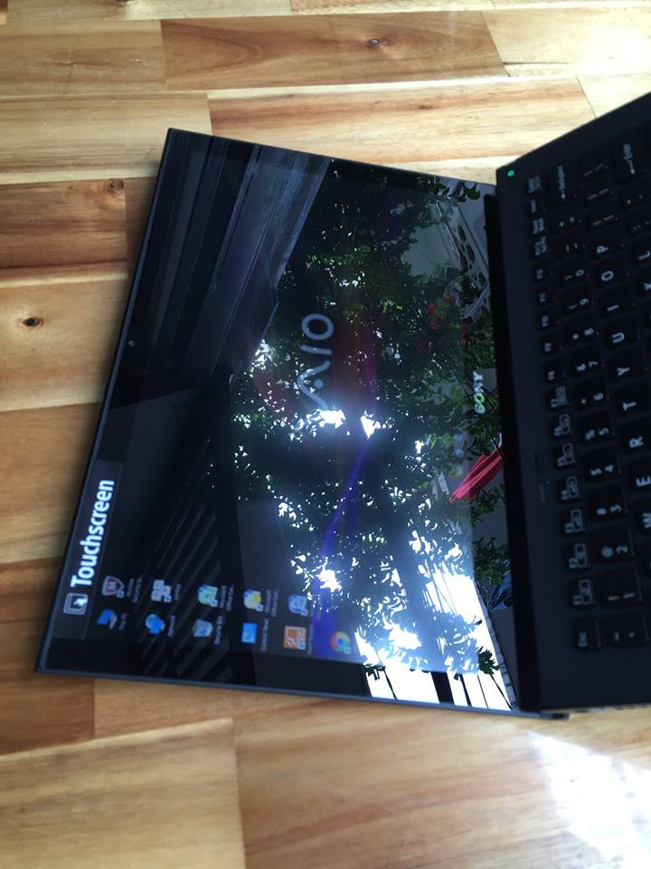 Laptop ultralbook sonyvaio SVP13. i5 4200, 4G3