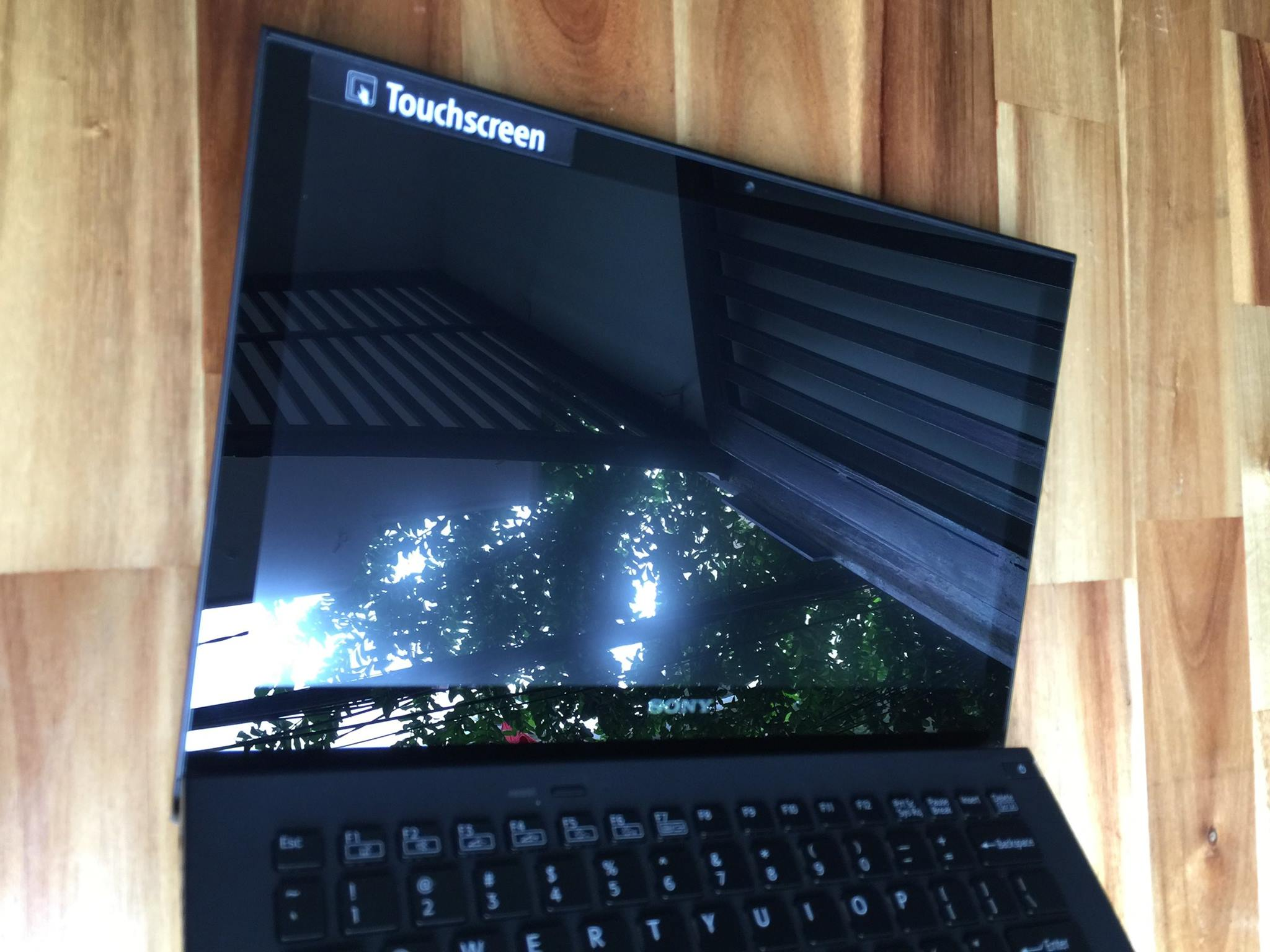 Laptop ultralbook sonyvaio SVP13. i5 4200, 4G2