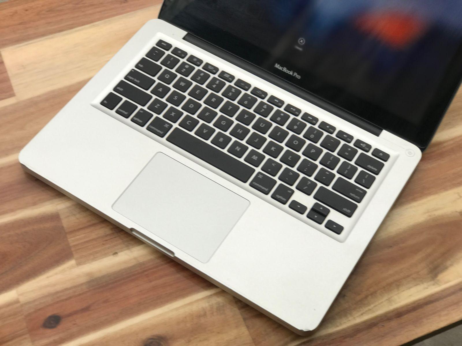 Macbook Pro 13.3in Core Duo 4G 320 đèn phím Vga rời Đẹp zin 100% - 3