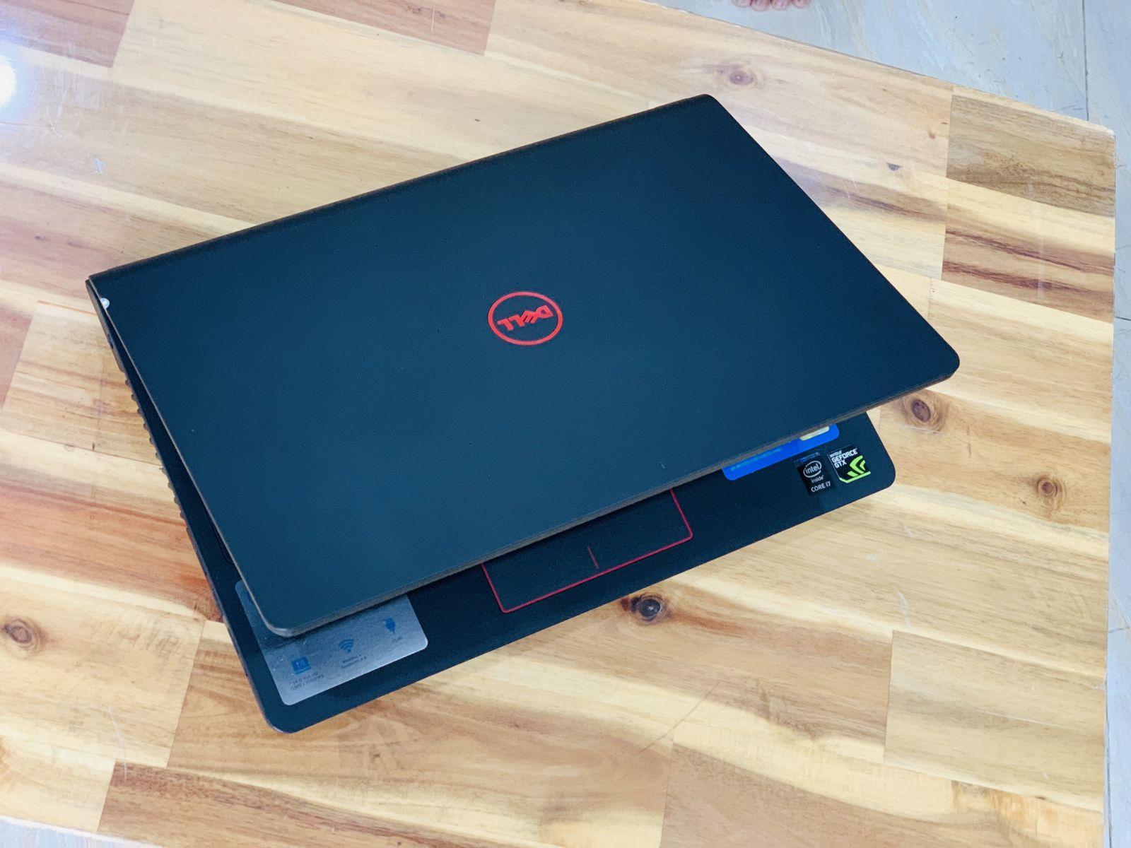 Laptop Dell Gaming 7447, i7 4720HQ 8G SSD128+500G Vga GTX850