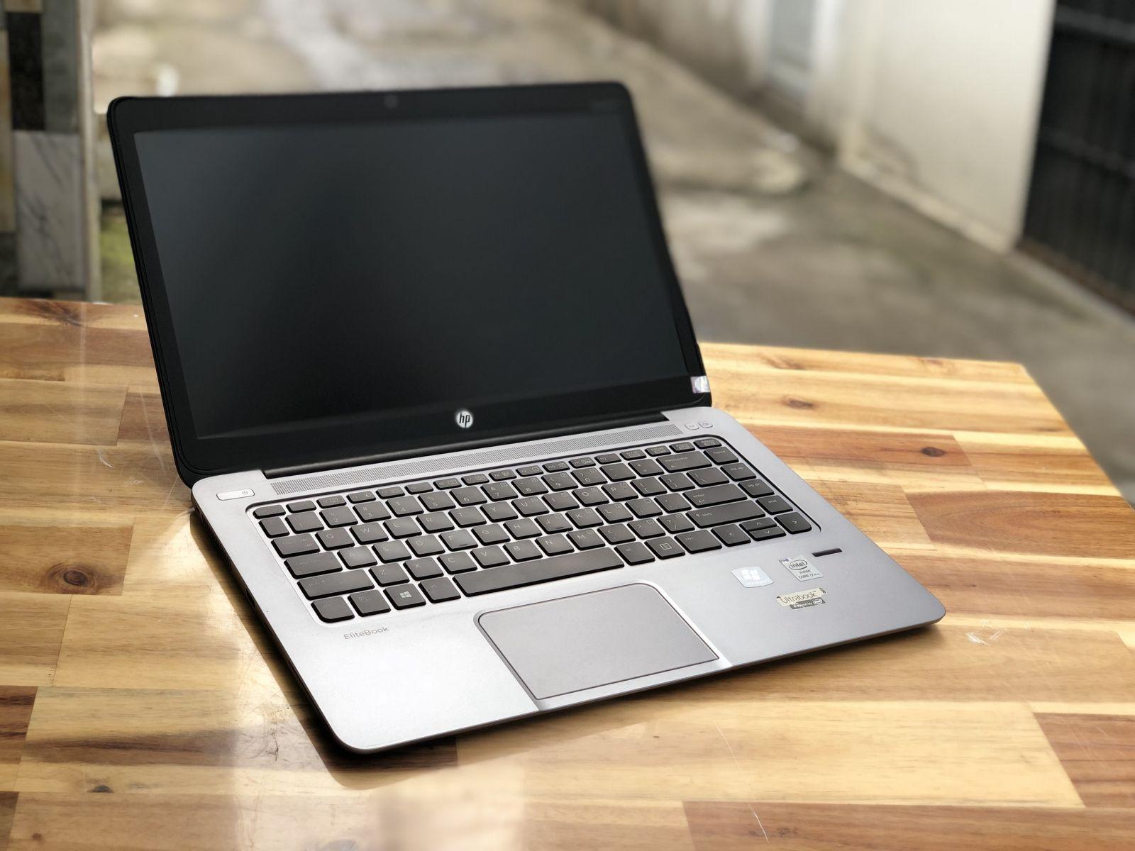 Laptop Hp Folio 1040, i7 4600U 8G SSD180 Full HD Đèn phím Finger zin 1 - 2