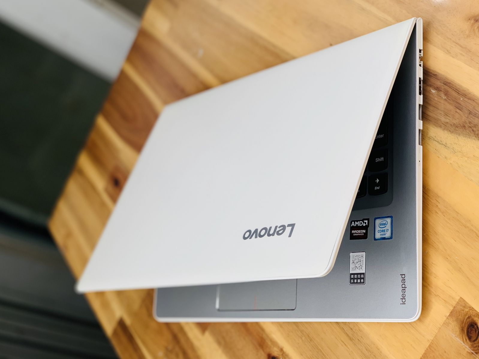 Laptop Lenovo Ideapad 310S, I7 6500U 8G SSD240 Vga 2G Siêu mỏng gọn nh - 1