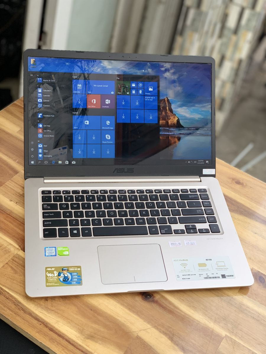 Laptop Asus Vivobook A510UF, Core i5 8250U 4G 1T Full HD Vga MX130 - 3