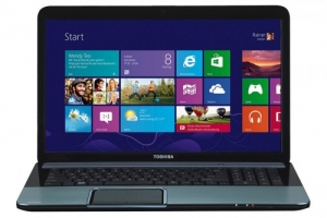 Toshiba L875D, AMD A6, 4G, 640G, 17.3in