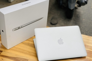 Macbook Air 2017/ Core i5/ Ram 8G/ SSD128/ 13in/ Mac OS/ Full Hộp/ Giá rẻ