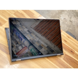 Laptop Lenovo Thinkpad Yoga 460, i5 6200U 8G SSD256 Full HD Finger Lật Xoay 360 Độ Keng